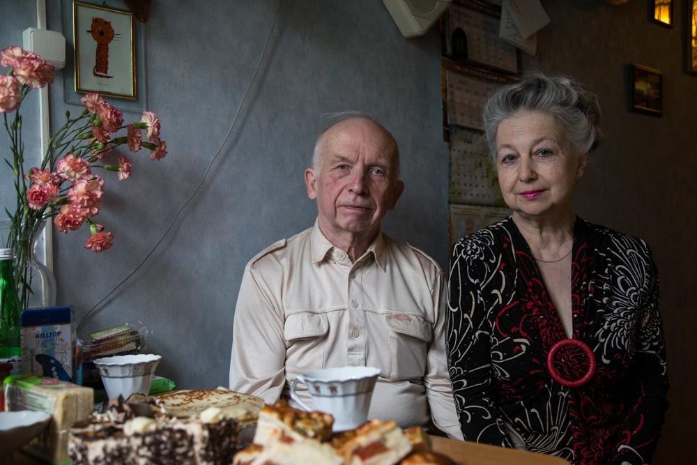 знакомство для пожилых